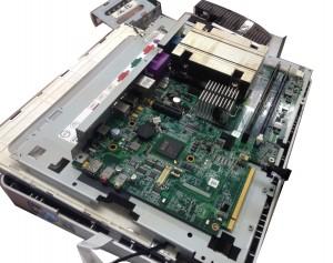 パソコンお直し隊_HP_AP5000 QA779PA#ABJ_分解
